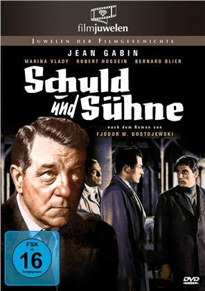 Schuld und Sühne (1956) (Filmjuwelen)