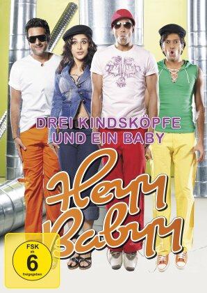 Drei Kindsköpfe und ein Baby (2007)