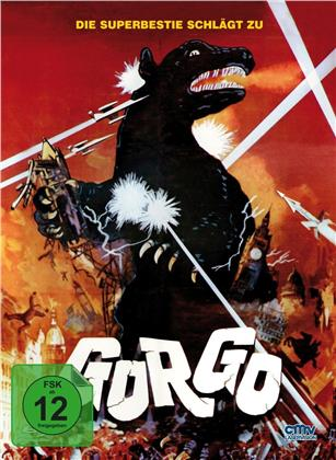 Gorgo (1961) (Cover A, Limited Edition, Mediabook, Blu-ray + DVD)