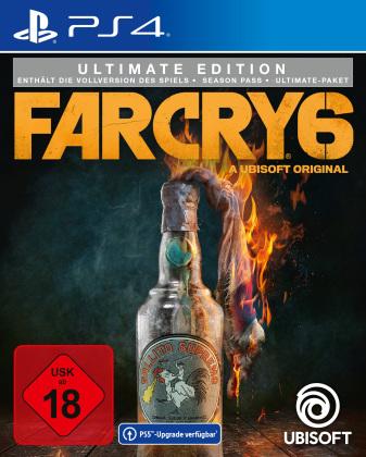 Far Cry 6 (German Ultimate Edition)