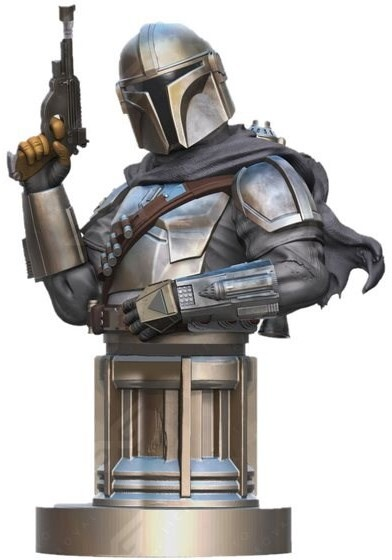 Cable Guy - Mandalorian Star Wars incl 2-3m Ladekabel