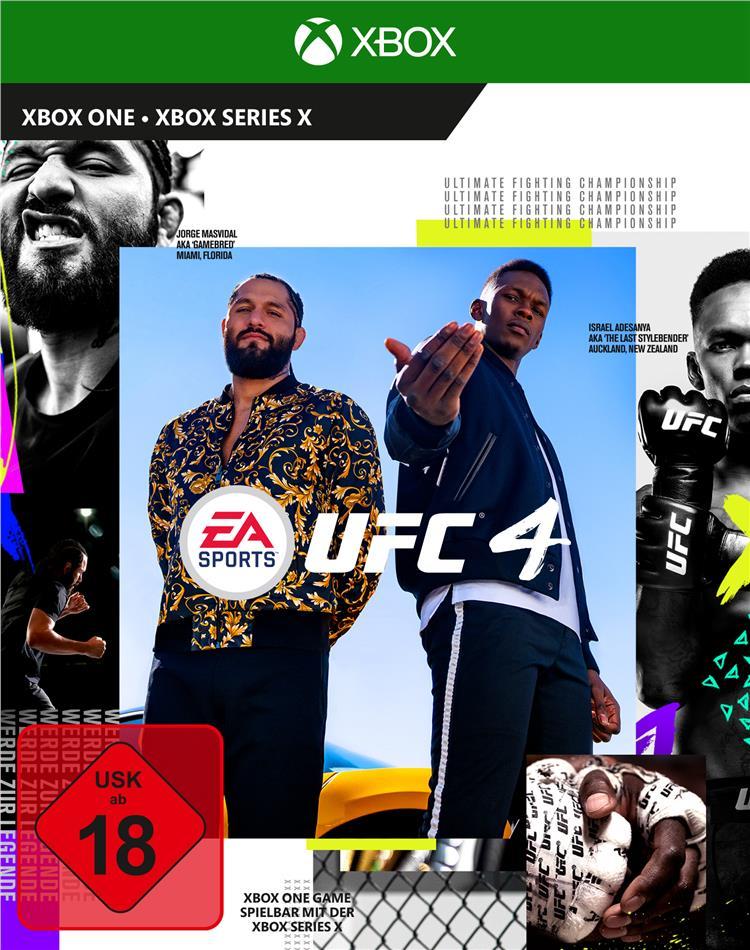 UFC 4 (German Edition)