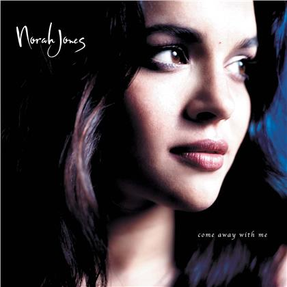 Norah Jones - Come Away With Me (2020 Reissue, Limited, UHQCD, Japan Edition)