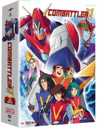 Combattler V - Serie Completa (13 DVDs)