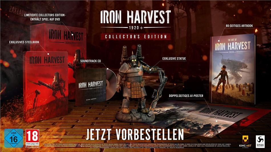 Iron Harvest (Édition Collector)