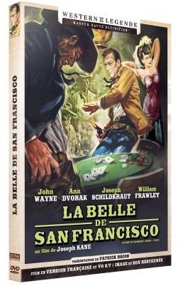 La Belle de San Francisco (1945) (Western de Légende)