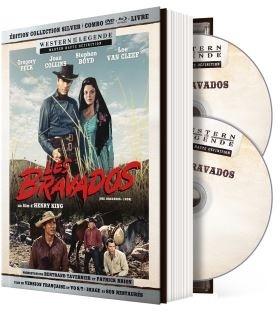 Les Bravados (1958) (Western de Légende, Blu-ray + DVD)
