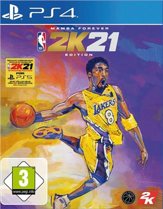 NBA 2K21 - (Mamba Forever Edition)