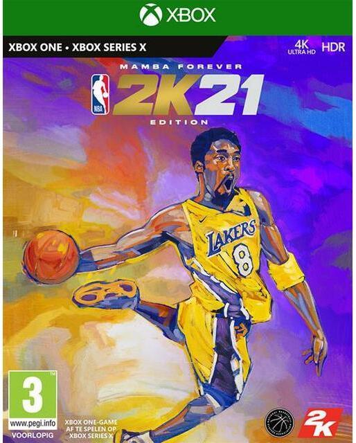 NBA 2K21 - (Mamba Forever Edition)