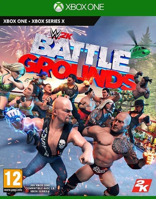 WWE Battlegrounds