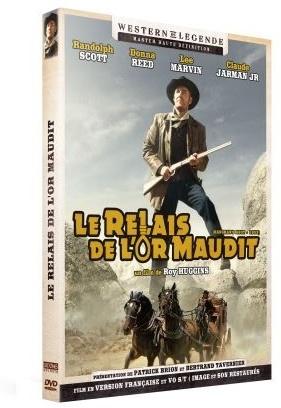 Le relais de l'or maudit (1952) (Western de Légende)