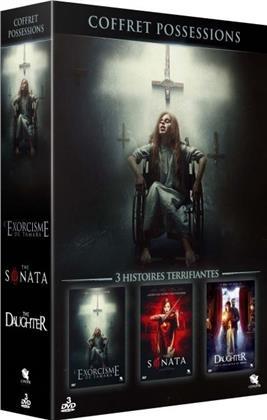 Coffret Possessions - L'Exorcisme de Tamara / The Sonata / The Daughter (3 DVDs)