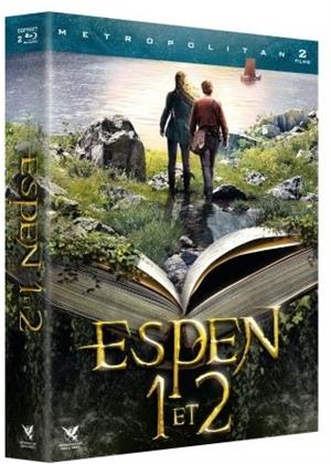 Espen 1 & 2 (2 Blu-rays)