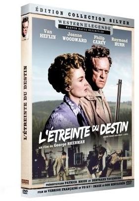 L'étreinte du destin (1955) (Western de Légende, Collector's Edition)