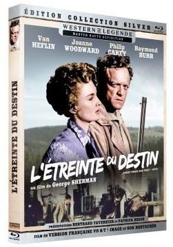 L'étreinte du destin (1955) (Western de Légende, Collector's Edition)
