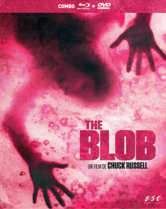 The Blob (1988) (Digibook, Blu-ray + DVD)