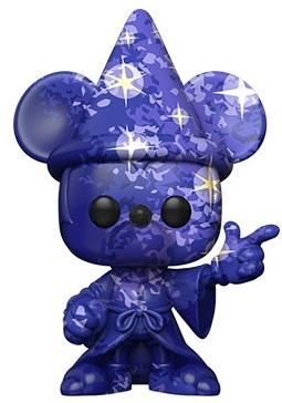 Funko Pop! Disney Artist Series: - Fantasia 80Th - Mickey #1