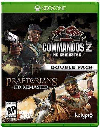 Commandos 2 & Praetorians - HD Remastered Double Pack (Remastered)