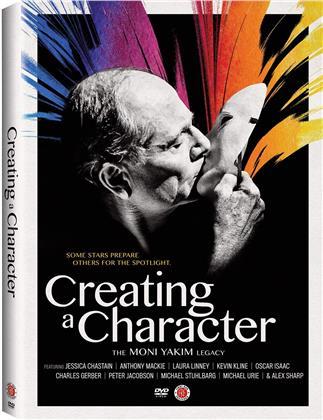 Creating A Character - Moni Yakim Legacy (2020)