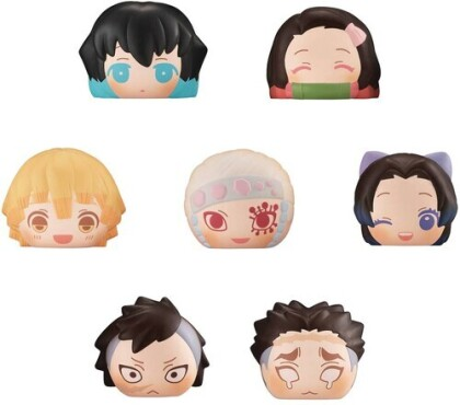 Megahouse - Demon Slayer Kimetsu Fluffy Squeeze Bread Wave 3