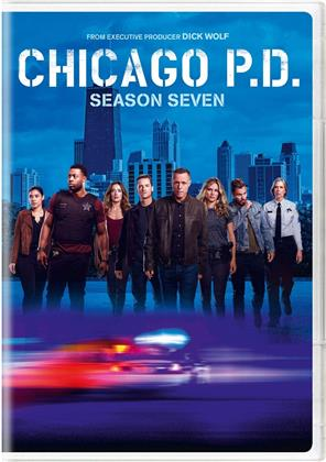 Chicago P.D. - Season 7 (6 DVDs)