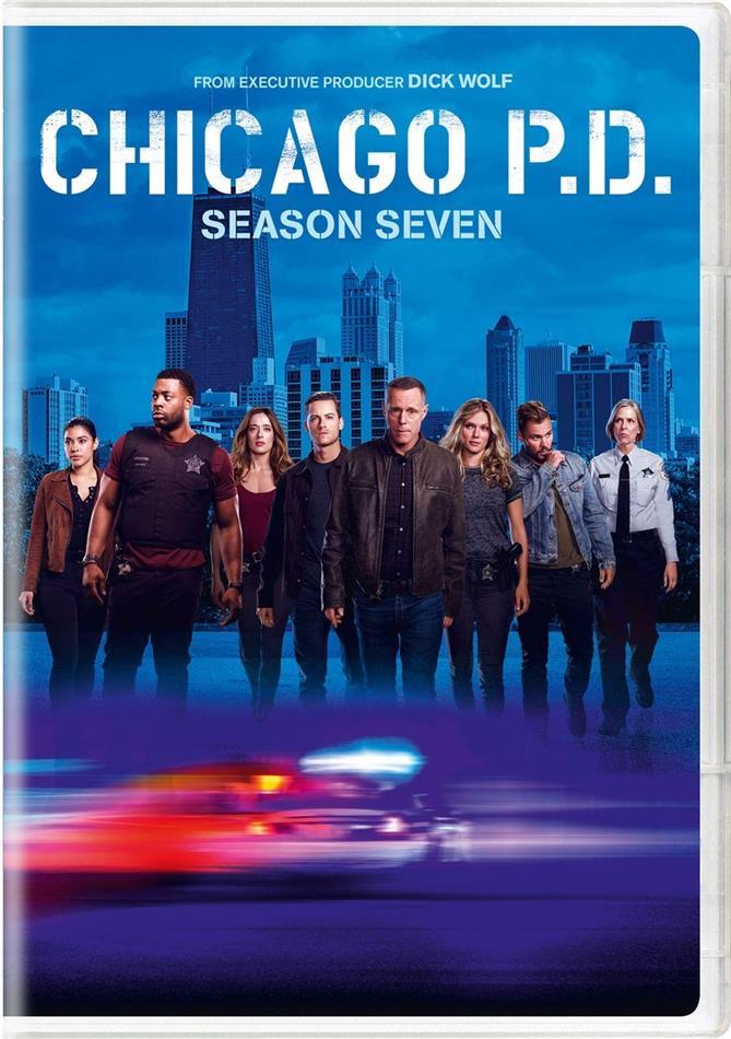 Chicago P.D. - Season 7 (6 DVDs)