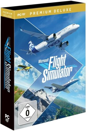 Microsoft Flight Simulator 2020 (Premium Edition)