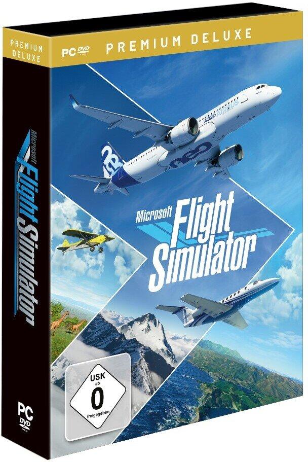 Microsoft Flight Simulator 2020 (Premium Edition)