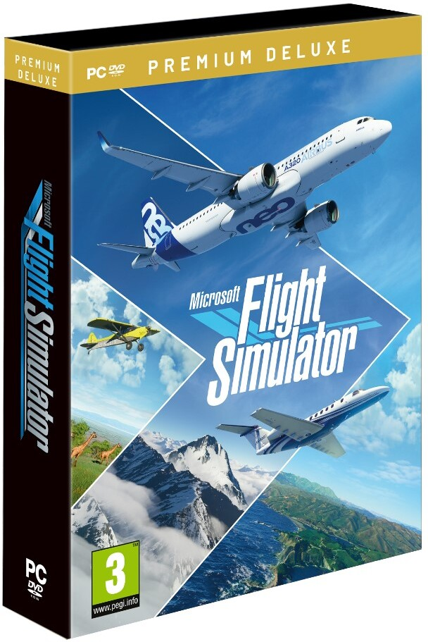 Microsoft Flight Simulator 2020 (Édition Premium)