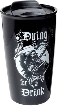 Alchemy: Dying For A Drink - Double Walled Travel Mug