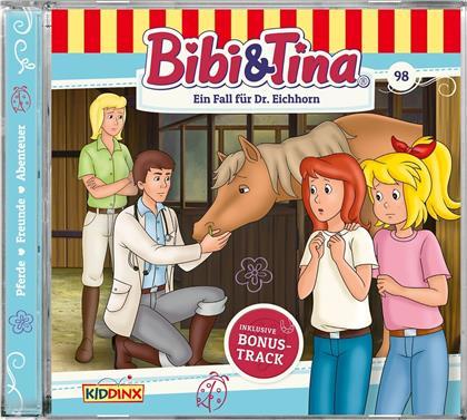 Bibi Und Tina - 98 Fall Dr.Eichhorn