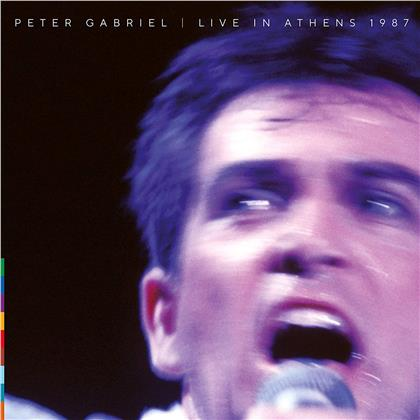 Peter Gabriel - Live In Athens 1987 (2 LP)