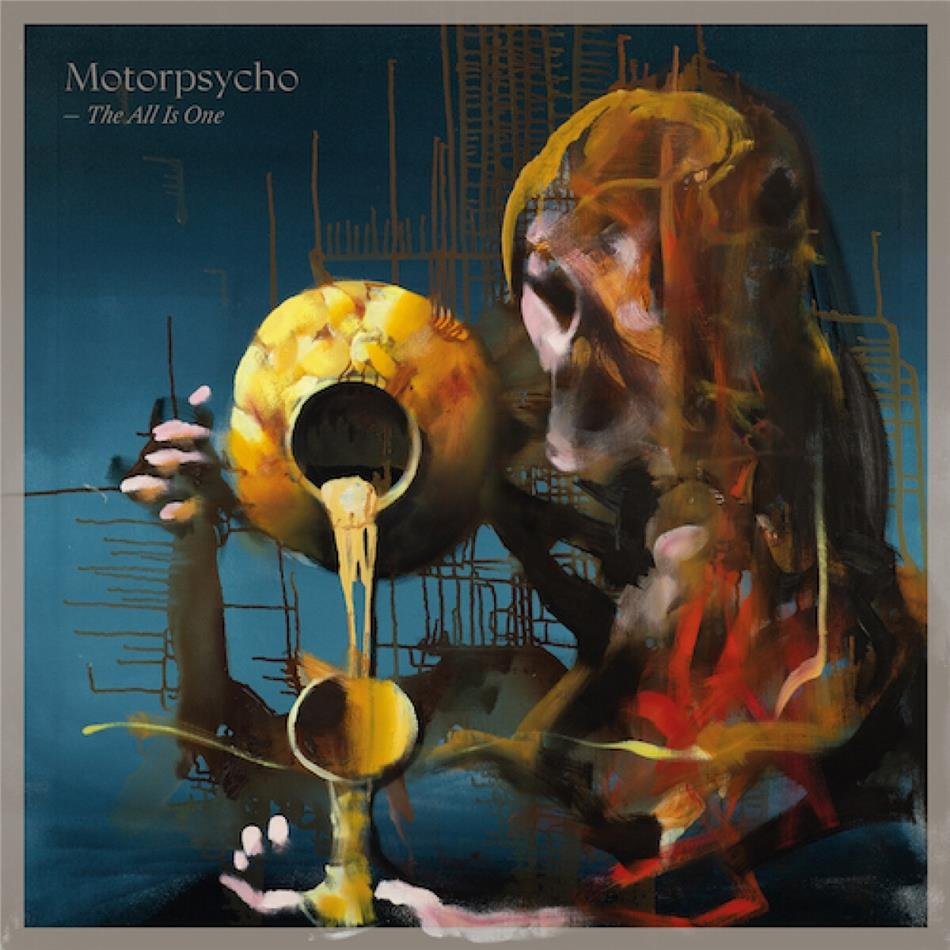 Motorpsycho - The All Is One (2 CDs)