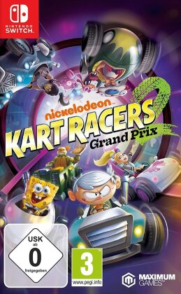 Nickelodeon Kart Racers - Grand Prix