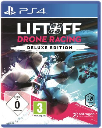 LiftOff - Drone Racing (Édition Deluxe)