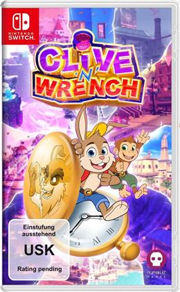 Clive n Wrench