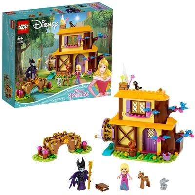 Aurora's Forest Cottage - Lego Disney Princess