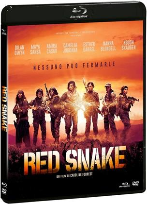 Red Snake (2019) (Blu-ray + DVD)