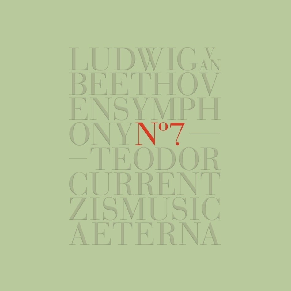 Ludwig van Beethoven (1770-1827), Teodor Currentzis & MusicAeterna - Symphony No. 7