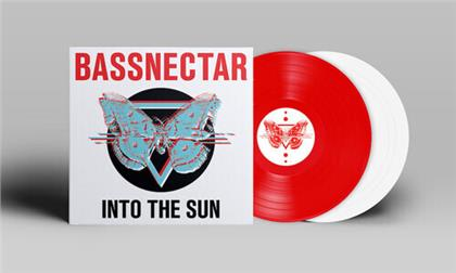 Bassnectar - Into The Sun (Limited, 2020 Reissue, ATO Records, White/Red Vinyl, LP)