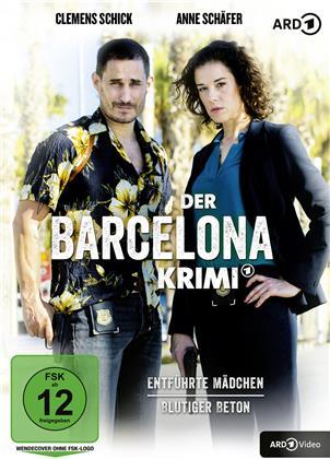 Der Barcelona Krimi - Entführte Mädchen / Blutiger Beton