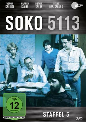 SOKO 5113 - Staffel 5 (2 DVDs)