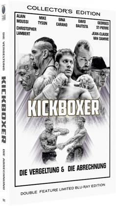Kickboxer - Die Vergeltung / Die Abrechnung (Grosse Hartbox, Collector's Edition, Limited Edition, 2 Blu-rays)