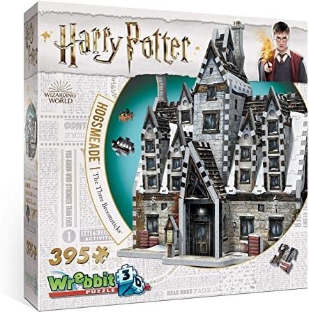 Harry Potter: Hogsmeade - 395 Teile 3D Puzzle