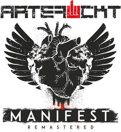 Artefuckt - Manifest (Digipack, 2020 Reissue, Remastered)