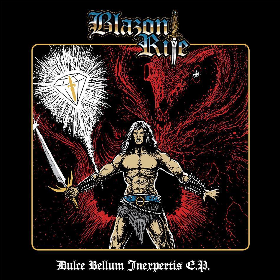 Blazon Rite - Dulce Bellum Inexpertis - EP (LP)