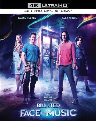 Bill & Ted Face The Music (2020) (4K Ultra HD + Blu-ray)