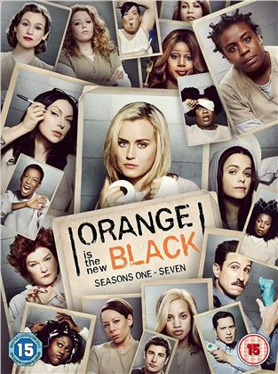 Orange Is The New Black - The Complete Series - Seasons 1-7