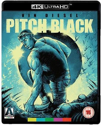 Pitch Black (2000) (4K Ultra HD + Blu-ray)
