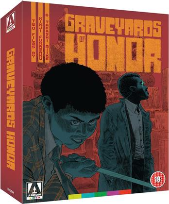 Graveyards of honor - Graveyard of honor (1975) / Graveyard of honor (2002) (Limited Edition, 2 Blu-rays)